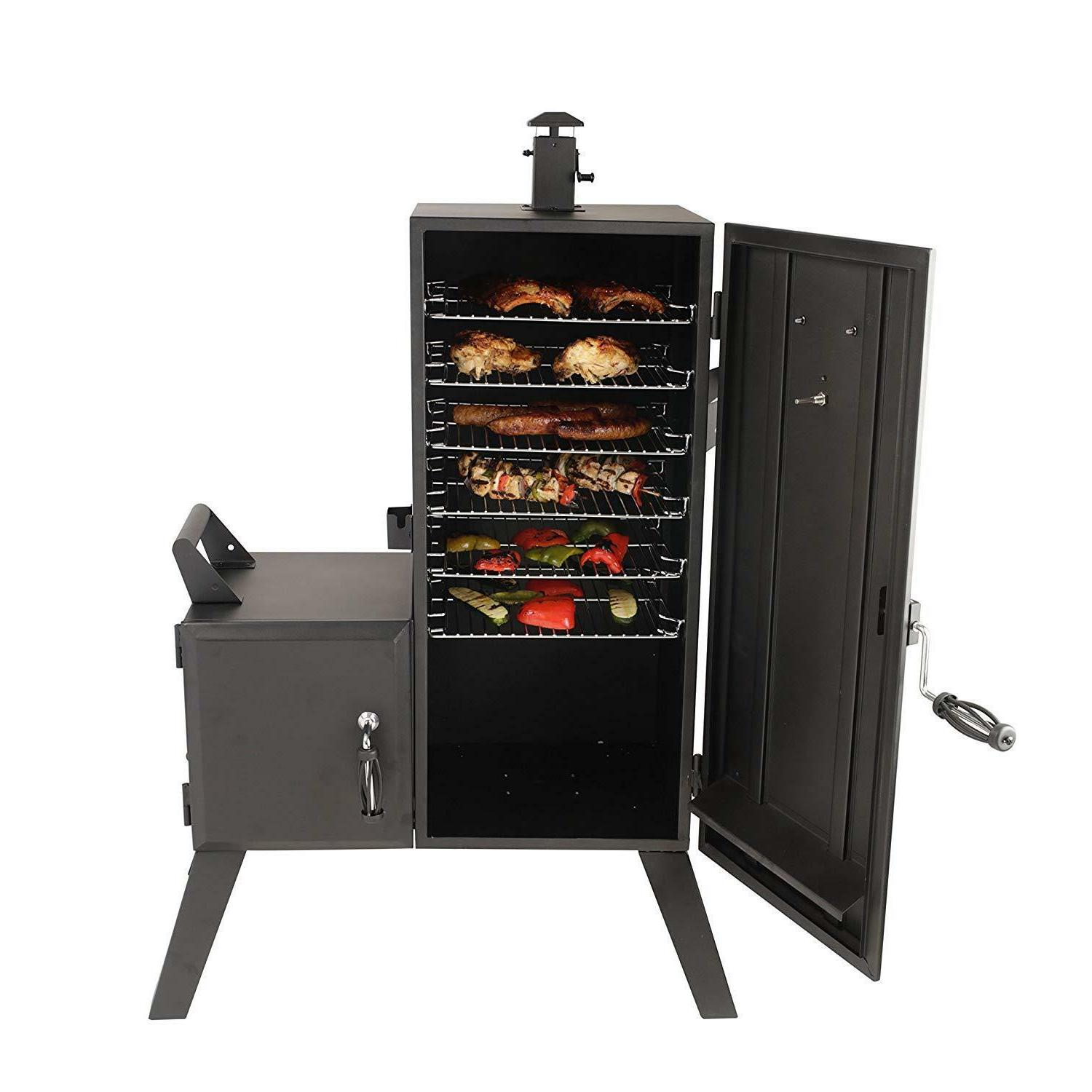 Charcoal Outdoor Grill Pit Max