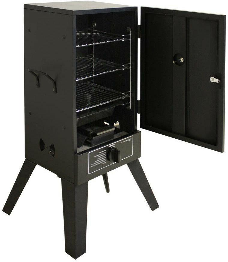 Smoke Hollow Vertical Gas Outdoor Tailgating 26