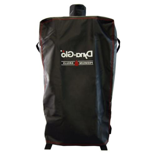 Vertical Smoker Cover Dyna Glo Premium Heavy Duty Nylon Hook