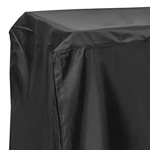 Masterbuilt 44 Inch and Resistant Propane Gas Smoker Cover