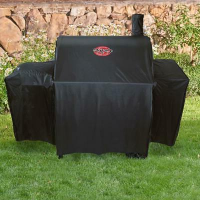 Weather Char Griller Smoking Charcoal Black