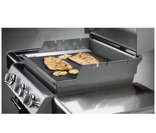 Weber 7563 Smoker Cooking Fits 300