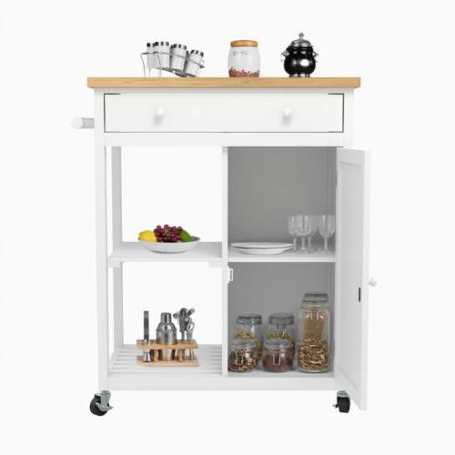 Wheeled Drawer Cabinet