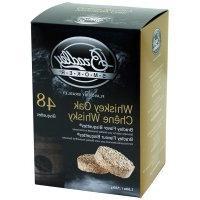 Bradley Smoker Whiskey Oak Flavor Bisquettes, 48 Pack