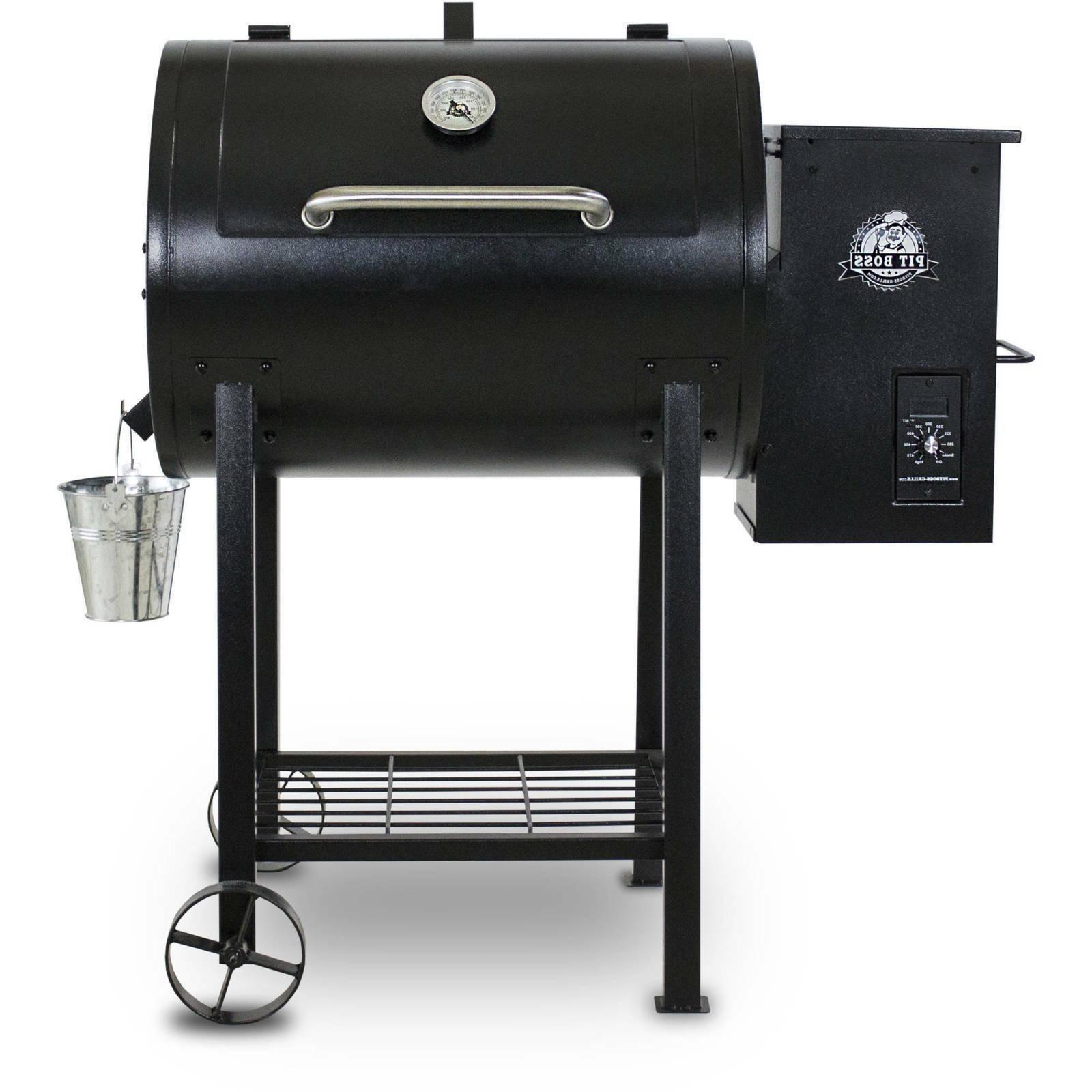 700fb wood fired pellet grill