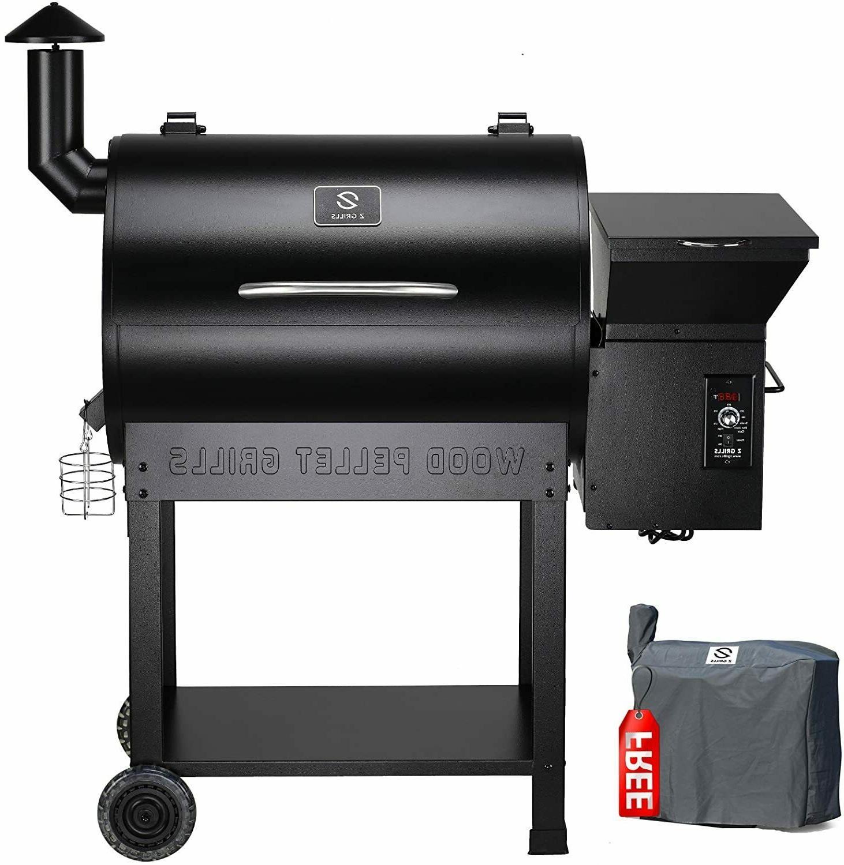 wood pellet bbq grill smoker