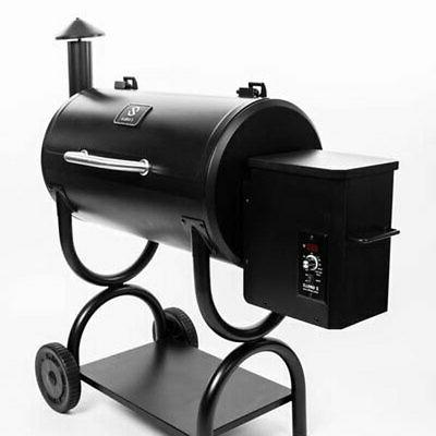 Z 7-in-1 Barbecue Wood Smart Smoke Technology Grill