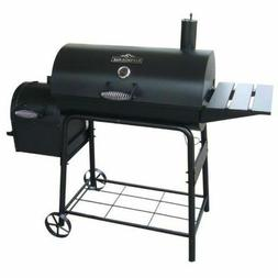 Large Charcoal Grill Smoker Outdoor Portable Barbecue Offset