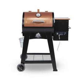 Pit Boss Lexington 500 sq. in. Wood Pellet Grill w/ Flame Br