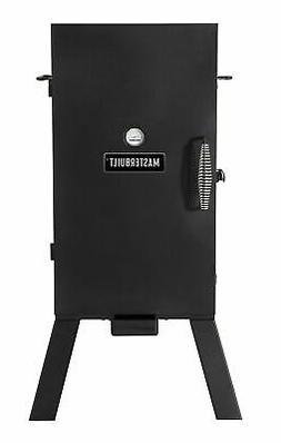 "Masterbuilt MB20070210 MES 35B Electric Smoker, 30"" Black"