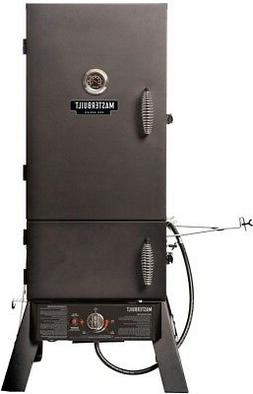 mds 230s dual fuel smoker propane smoker