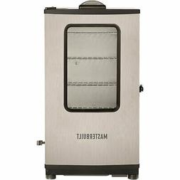 "Masterbuilt MES140S 40"" Digital Stainless-Steel Electric Smo"