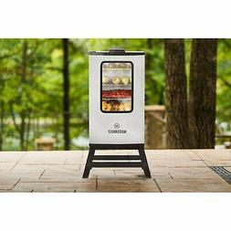 Masterbuilt MES145S 40  Digital Electric Smoker with Glass W