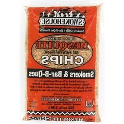 LUHR Mesquite Chips 'n Chunks