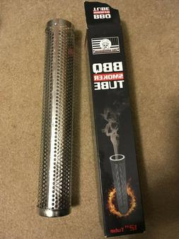 NEW USA SMOKEHOUSE 12' SMOKER TUBE FOR BBQ FOR USE WITH PELL