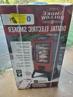 "New Smoke Hollow 40"". Digital Electric Bluetooth Smoker with"
