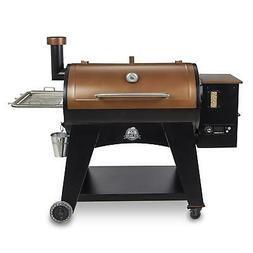 NEW Austin XL 1000 Sq In Pit Boss Pellet Grill Flame Broiler