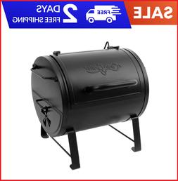 NEW Char-Griller E82424 Side Fire Box Charcoal Grill, Black
