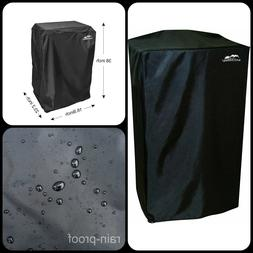 New Electric Smoker Cover For Keeping Your Hardware In Worki