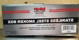 New MHP Grill Parts Stainless Steel Smoker Box