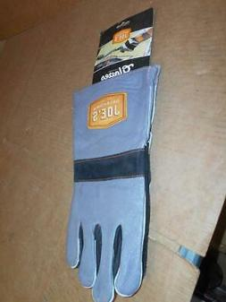 New Oklahoma Joe's Leather Grilling BBQ Gloves ~