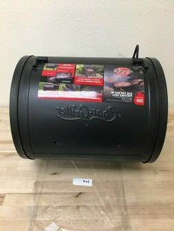New Portable Char-Griller 2-in-1 250-sq in Black Charcoal Gr