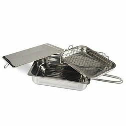 NEW Stovetop Smoker - The Original Camerons Stainless Steel