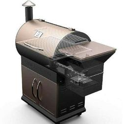 *NEW* Z GRILLS Wood Pellet Grill&Smoker w/Electric Digital C