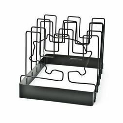 Charcoal Companion Nonstick SpaceSaver Rib Rack