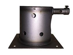 Traeger Factory OEM HD Steel Replacement Fire Pot Burner Box