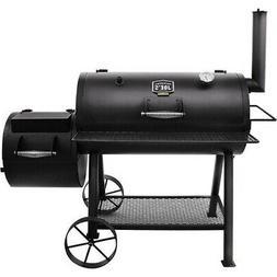 Oklahoma Joe's Longhorn Offset Smoker Black