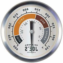Oklahoma Joe's 3595528R06 Temperature Gauge 1-Pack Fits Most