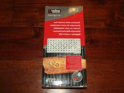 "Weber Original Stainless Steel BBQ Smoker Box 7576 9.8"" x 4."
