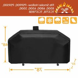 Outdoor Heavy Duty Waterproof Grill Cover for Smoke Hollow P