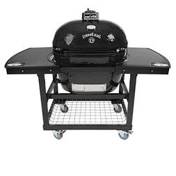 Primo Oval XL 400 Ceramic Smoker Grill Jack Daniel's Edition