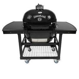 Primo Oval XL 400 Ceramic Smoker Grill Jack Daniel's Edition