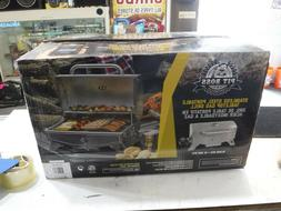 Pit Boss Grills PB100P1 Pit Stop Single-Burner Portable Tabl