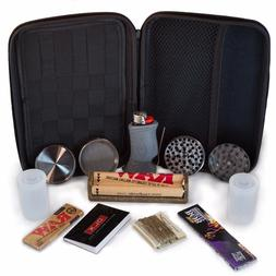 Perfect Pregame Premium Smoker's Kit - Accessories and Carry