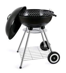 portable charcoal bbq grill outdoor cooking smoker