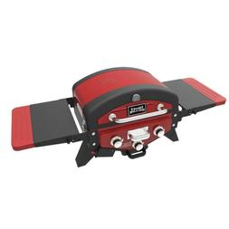Portable Grill w Side Tables Gas Vector Series 3 Burner Stai