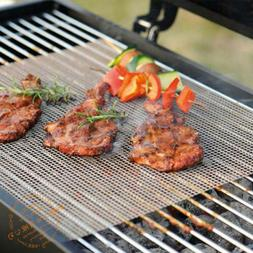 Practical Details Grills Non Stick BBQ Grilling Mats For Smo