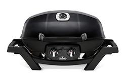 Napoleon PRO285N-BK Portable Natural Gas Grill, Black