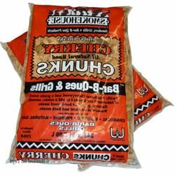 Smokehouse Products Inc Smoker Wood Chunks - 2 Bags Cherry