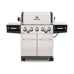Broil King Regal S590 Pro - Stainless Steel - 5 Burner Propa