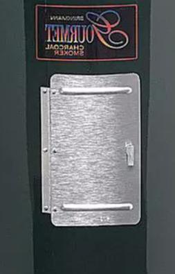Brinkmann Replacement Upright Smoker Aluminum Door Assembly