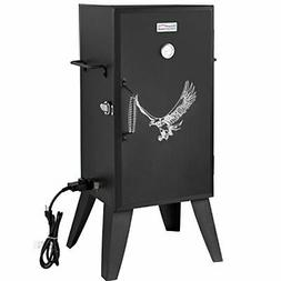 Royal Gourmet 28 Inch Electric Smoker with Adjustable Temper