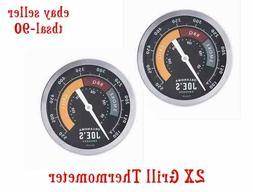 Oklahoma Joe S Round Grill Thermometer Smokers Bbq 3