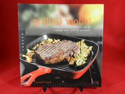 Indoor Grilling: 50 Recipes for Electric and Stovetop Grill