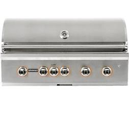 Coyote S-Series 42-Inch 4-Burner Built-in Natural Gas Grill