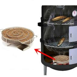 Smoke Generator for BBQ Grill Tool or Smoker Wood dust Hot &